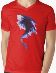 Diamond toothless Mens V-Neck T-Shirt