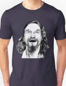 "Jeff ""The Dude"" Lebowski T-Shirt"