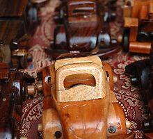 miniature toy car by bayu harsa