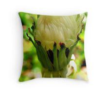 Garden Tribble Throw Pillow