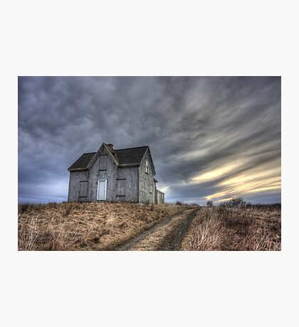 Abandoned House, Pembrook Nova Scotia Photographic Print