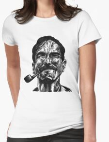Daniel Plainview Womens Fitted T-Shirt