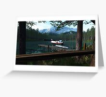 Lake Vue 2 Greeting Card