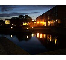 uni Lights Photographic Print