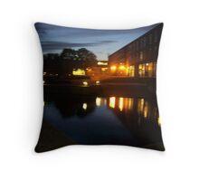 uni Lights Throw Pillow