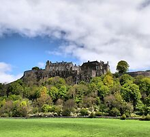 Stirling Castle by Alan Findlater