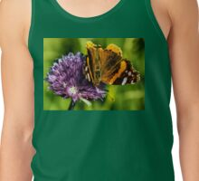 The Red Admiral Tank Top