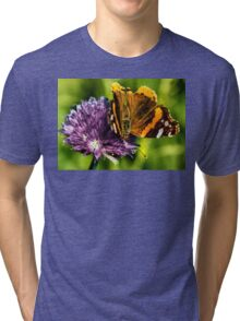 The Red Admiral Tri-blend T-Shirt