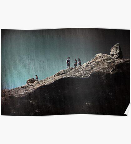 Rock Gathering Poster