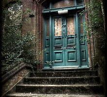 Green Door by Nicola Smith