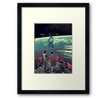Distance And Eternity Framed Print