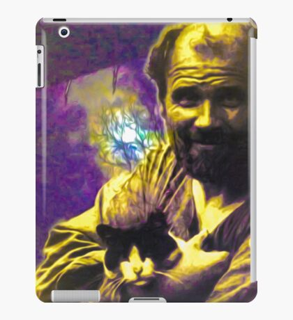 Gustav Klimt's World 03 02 2015 iPad Case/Skin