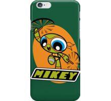 Powerpuff Mikey iPhone Case/Skin