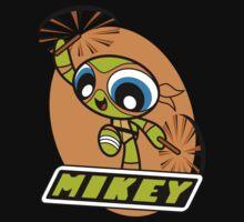 Powerpuff Mikey Baby Tee