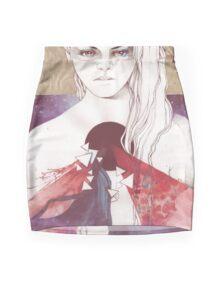 Supermassive Black Hole Mini Skirt