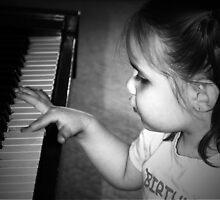 Josslyn The Pianist by David Piszczek