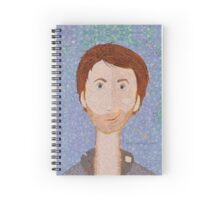 THE MAN ALL TATTERED AND TORN Spiral Notebook