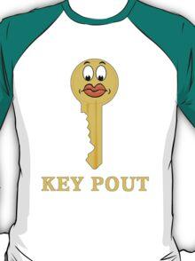 Key Pout T-Shirt