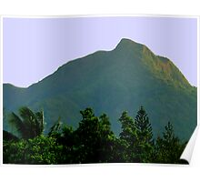 Lushness Of El Valle, Panama Poster