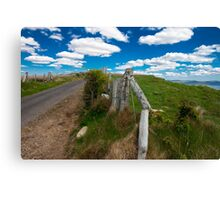 Lost in Donegal Canvas Print