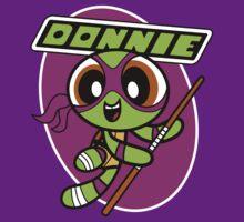 Powerpuff Donnie by DJKopet