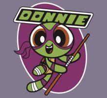 Powerpuff Donnie Kids Tee