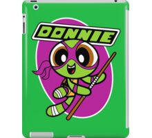 Powerpuff Donnie iPad Case/Skin