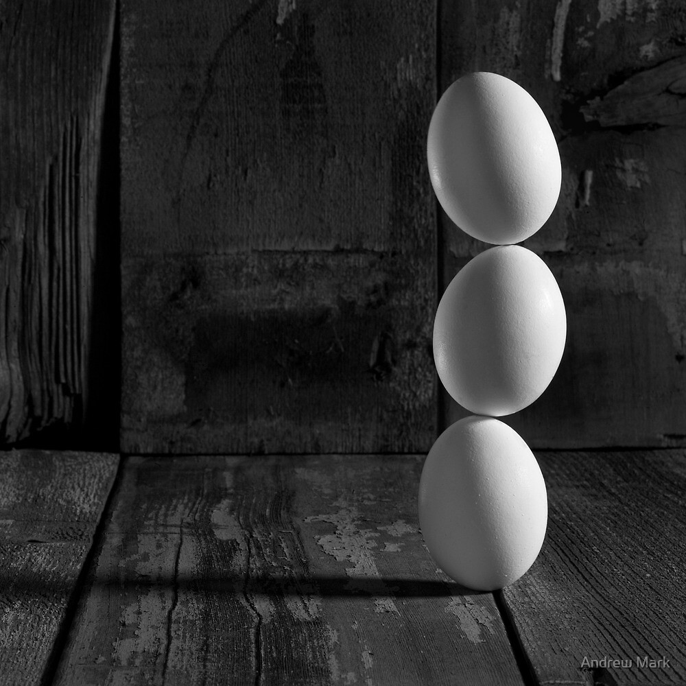 Eggs by Andrew Mark