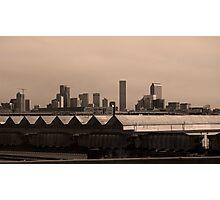 Downtown Denver Colorado Photographic Print