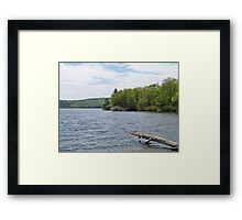 Sterling Forest State Park Framed Print