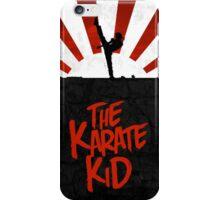 KARATE KID (2010) Movie Poster Design iPhone Case/Skin