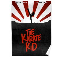 KARATE KID (2010) Movie Poster Design Poster