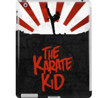 KARATE KID (2010) Movie Poster Design iPad Case/Skin