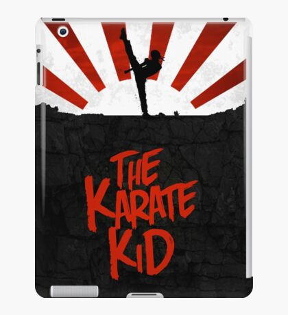 KARATE KID (2010) Movie Poster Design iPad Case/Skin