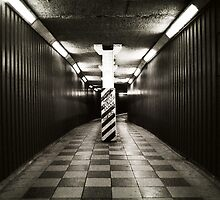 Blackfriars Underpass (3) by DBrooks