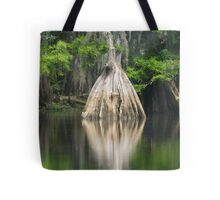 Cypress Reflection Tote Bag