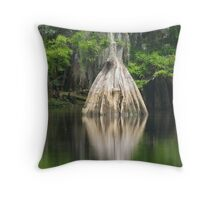 Cypress Reflection Throw Pillow