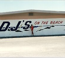 Destin, Florida - DJ's on the Beach by LittleWing88