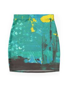 City of Industry Mini Skirt