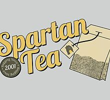 Spartan Tea by 5eth