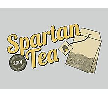 Spartan Tea Photographic Print