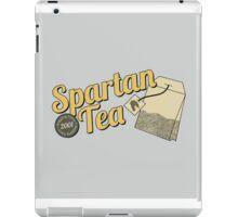 Spartan Tea iPad Case/Skin