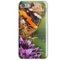 The Red Admiral. iPhone Case/Skin