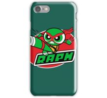Powerpuff Raph iPhone Case/Skin