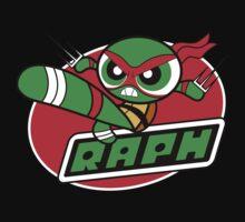 Powerpuff Raph One Piece - Long Sleeve