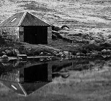 Boathouse by westkie