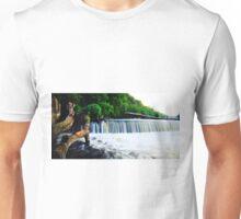 Steamboat Dam Panoramic Unisex T-Shirt