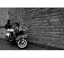 Back to the 60's Photographic Print