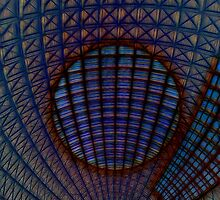 Corn Exchange Roof - Leeds UK by Glen Allen