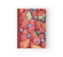 Berries Hardcover Journal